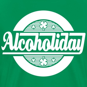 Alcoholiday T-Shirts - Men's Premium T-Shirt