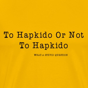 To-HKD-or-Not.png T-Shirts - Men's Premium T-Shirt