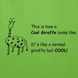COOLgiraffe Bags & backpacks - Tote Bag