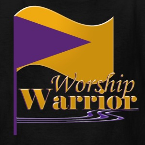 Worship Warrior Kids - Kids' T-Shirt