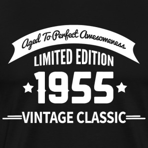 Birthday 1955 Vintage Classic Aged To Perfection - Men's Premium T-Shirt