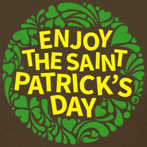 Enjoy St Patricks Day Women's T-Shirts - Women's T-Shirt