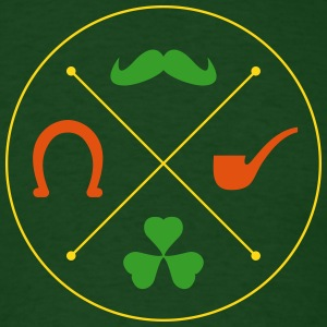 Irish Circle T-Shirts - Men's T-Shirt