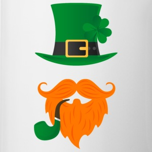 Leprechaun - St Patricks Mugs & Drinkware - Coffee/Tea Mug