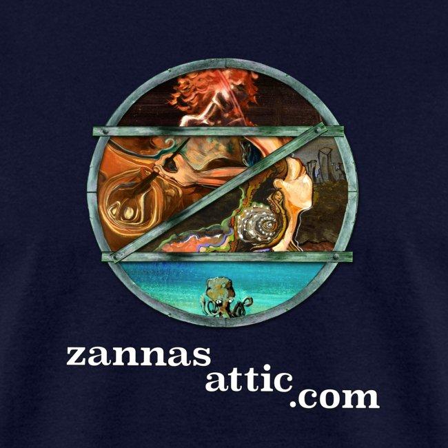 Zanna's Attic: Manly Tee!