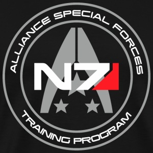 Alliance Special Forses - Men's Premium T-Shirt