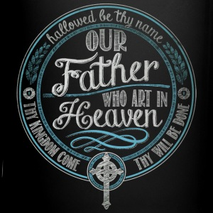 Our Father Jesus Prayer - Full Color Mug