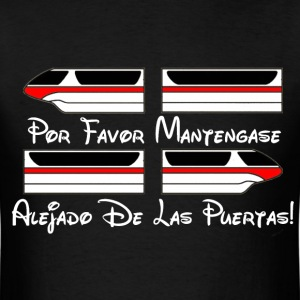 Monorail Por Favor T-Shirts - Men's T-Shirt