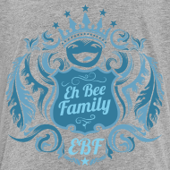 Design ~ Eh Bee Family Kids Tee