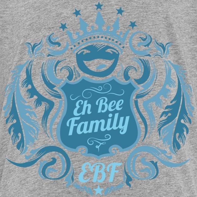 Eh Bee Family Kids Tee
