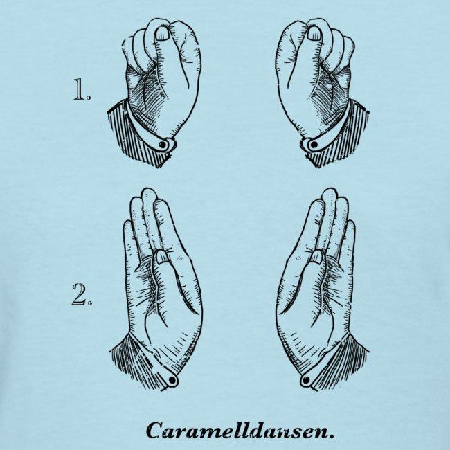 Caramelldansen (girly fit)
