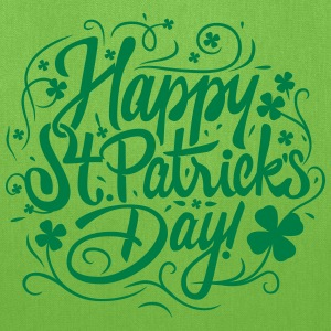 Happy St Patricks Day Bags & backpacks - Tote Bag