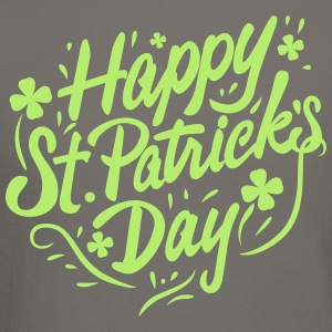 Happy St Patricks Day 2 Long Sleeve Shirts - Crewneck Sweatshirt