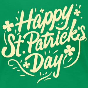 Happy St Patricks Day 2 Women's T-Shirts - Women's Premium T-Shirt