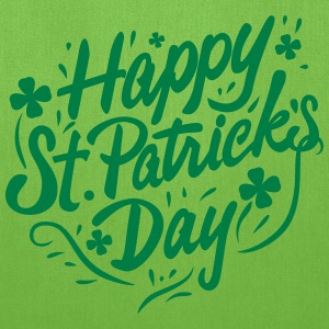Happy St Patricks Day 2 Bags & backpacks - Tote Bag