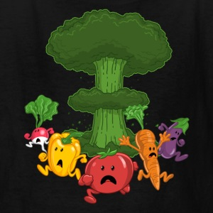 Vegetable Armageddon - Kids' T-Shirt