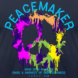 Peacemaker - Men's T-Shirt by American Apparel