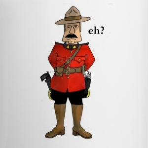 mountie - Coffee/Tea Mug