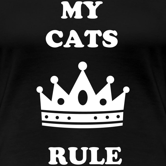 MY CATS RULE