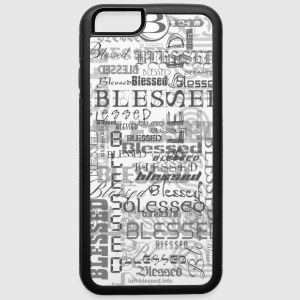 iPhone 6 Blessed Rubber Case - iPhone 6/6s Rubber Case