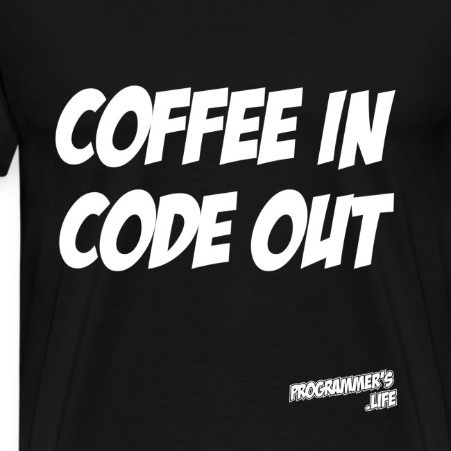 Coffee In Code Out