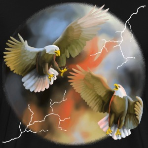 Eagle VS Eagle - Men's Premium T-Shirt