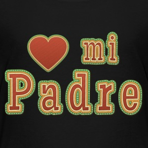 Love Mi Padre Love My Father - Kids' Premium T-Shirt