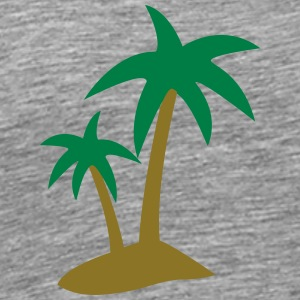 palm tree T-Shirts - Men's Premium T-Shirt
