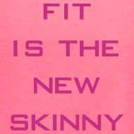 Design ~ Fit is the new skinny | Womens flowy tank