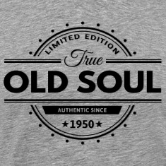 Birthday 1950 Old Soul Vintage Classic Edition