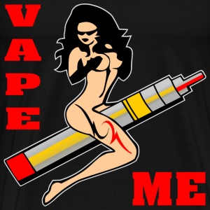 Vape Me Girl - Men's Premium T-Shirt