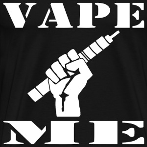 Vape Me 3 - Men's Premium T-Shirt