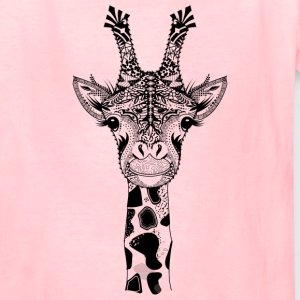 A head of a giraffe Kids' Shirts - Kids' T-Shirt