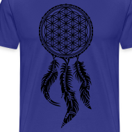 Design ~ Flower of Life Dreamcatcher