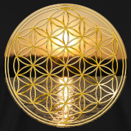 Design ~ Flower of Life (Gold)