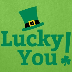 Lucky You St Patricks Day Bags & backpacks - Tote Bag