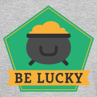 Design ~ Lucky Pot of Gold - St. Patrick's Day