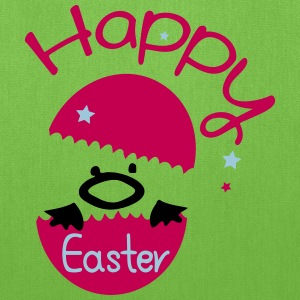 Happy easter Tote Bag - Tote Bag