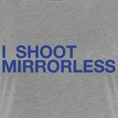 I SHOOT MIRRORLESS