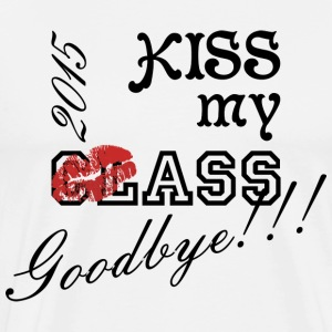 2015 Kiss My Class - Men's Premium T-Shirt