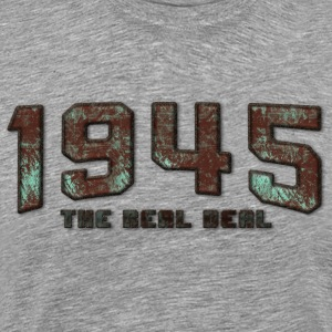 Birthday 1945 Real Deal Vintage Classic - Men's Premium T-Shirt