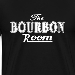 The Bourbon Room - Men's Premium T-Shirt