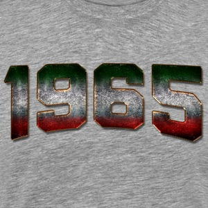 Birthday 1965 Mexican Vintage Classic Edition - Men's Premium T-Shirt