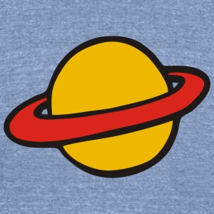 Saturn – Chuckie Finster - Unisex Tri-Blend T-Shirt by American Apparel
