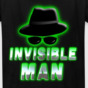 Invisible. - Kids' T-Shirt
