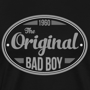 Birthday 1960 Original Bad Boy Vintage Classic - Men's Premium T-Shirt