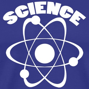 Science Rules! - Men's Premium T-Shirt