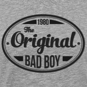 Birthday 1980 Original Bad Boy Vintage Classic - Men's Premium T-Shirt