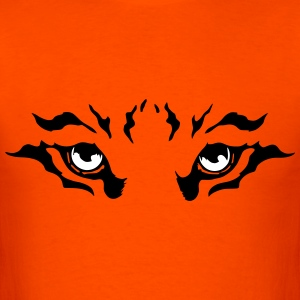 Tiger Eyes - Men's T-Shirt