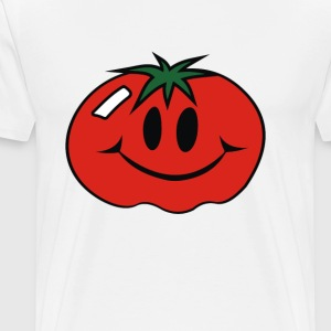 The Wonder Years – Smiling Tomato - Men's Premium T-Shirt